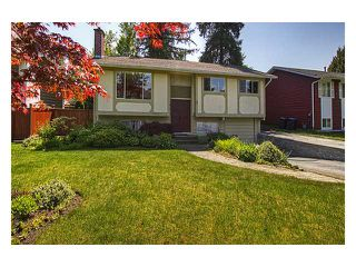 """Photo 1: 1252 ELLIS Drive in Port Coquitlam: Birchland Manor House for sale in """"BIRCHLAND AND MANOR"""" : MLS®# V951240"""