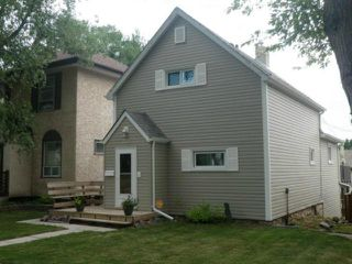 Photo 1: 232 Kitson Street in WINNIPEG: St Boniface Residential for sale (South East Winnipeg)  : MLS®# 1214325