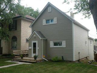 Photo 1: 232 Kitson Street in WINNIPEG: St Boniface Residential for sale (South East Winnipeg)  : MLS®# 1214325