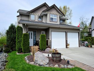 Photo 1: 35500 ALLISON Court in Abbotsford: Abbotsford East House for sale : MLS®# F1309162
