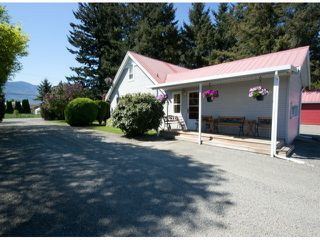 Photo 4: 42975 SOUTH SUMAS Road in Sardis: Greendale Chilliwack House for sale : MLS®# H1301840