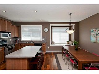 "Photo 3: # 5 20589 66TH AV in Langley: Willoughby Heights Townhouse for sale in ""Bristol Wynde"" : MLS®# F1321806"