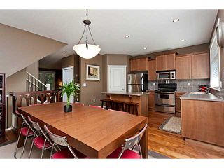 "Photo 5: # 5 20589 66TH AV in Langley: Willoughby Heights Townhouse for sale in ""Bristol Wynde"" : MLS®# F1321806"