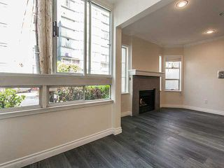 Photo 6: # 101 1280 NICOLA ST in Vancouver: West End VW Condo for sale (Vancouver West)  : MLS®# V1023799