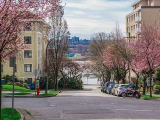 Photo 12: # 101 1280 NICOLA ST in Vancouver: West End VW Condo for sale (Vancouver West)  : MLS®# V1023799