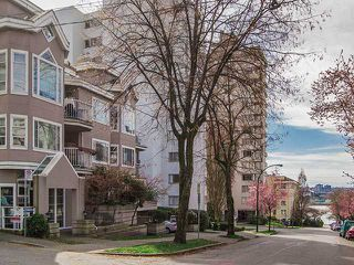 Photo 11: # 101 1280 NICOLA ST in Vancouver: West End VW Condo for sale (Vancouver West)  : MLS®# V1023799