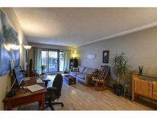 Photo 2: # 102 2424 CYPRESS ST in Vancouver: Kitsilano Condo for sale (Vancouver West)  : MLS®# V1064786
