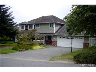 Photo 1:  in VICTORIA: SE Broadmead House for sale (Saanich East)  : MLS®# 379147
