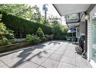 "Photo 19: 103 833 W 16TH Avenue in Vancouver: Fairview VW Condo for sale in ""EMERALD"" (Vancouver West)  : MLS®# V1079712"