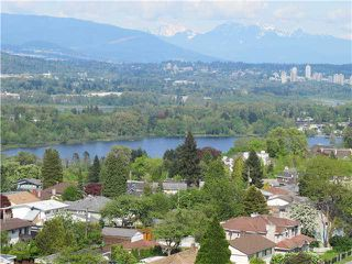 Photo 1: # 1008 6070 MCMURRAY AV in Burnaby: Forest Glen BS Condo for sale (Burnaby South)  : MLS®# V1080499