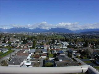 Photo 6: # 1008 6070 MCMURRAY AV in Burnaby: Forest Glen BS Condo for sale (Burnaby South)  : MLS®# V1080499