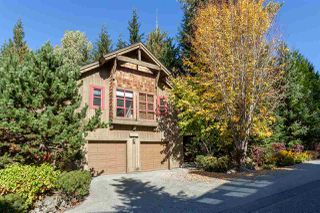 Main Photo: 39 4652 BLACKCOMB WAY in Whistler: Benchlands Townhouse for sale : MLS®# R2005848