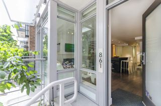 Photo 2: 861 RICHARDS STREET in Vancouver: Downtown VW Townhouse for sale (Vancouver West)  : MLS®# R2276991