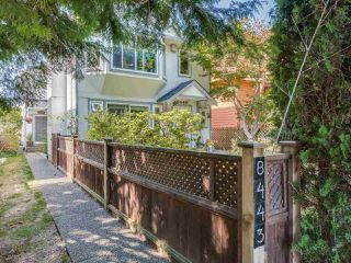"Photo 2: 8443 LAUREL Street in Vancouver: Marpole House 1/2 Duplex for sale in ""MARPOLE"" (Vancouver West)  : MLS®# R2403493"
