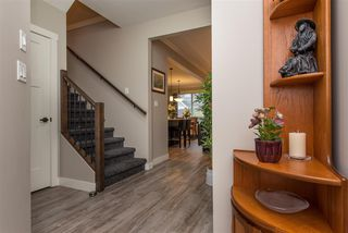 """Photo 2: 14 7411 MORROW Road: Agassiz Townhouse for sale in """"SAWYER'S LANDING"""" : MLS®# R2408831"""