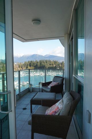"Photo 5: 1201 1777 BAYSHORE Drive in Vancouver: Coal Harbour Condo for sale in ""BAYSHORE GARDENS"" (Vancouver West)  : MLS®# R2443330"
