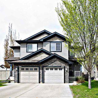 Photo 1: 2320 LEMIEUX Place in Edmonton: Zone 14 House Half Duplex for sale : MLS®# E4198271