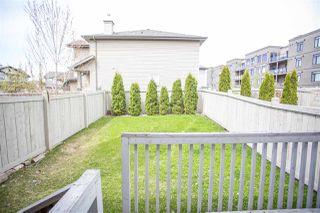 Photo 20: 2320 LEMIEUX Place in Edmonton: Zone 14 House Half Duplex for sale : MLS®# E4198271
