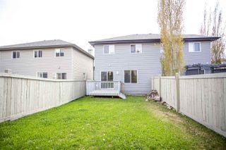 Photo 21: 2320 LEMIEUX Place in Edmonton: Zone 14 House Half Duplex for sale : MLS®# E4198271