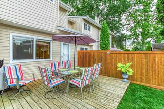 "Photo 18: 19 20599 51A Avenue in Langley: Langley City Townhouse for sale in ""Forest View"" : MLS®# R2466963"