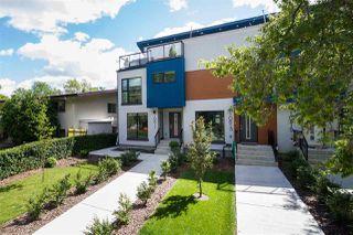 Main Photo: 10811 64 Avenue in Edmonton: Zone 15 Townhouse for sale : MLS®# E4206484