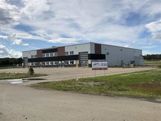 Photo 2: 6204 58th Avenue: Drayton Valley Industrial for sale or lease : MLS®# E4208215