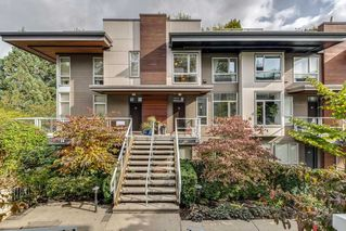 "Photo 1: 217 735 W 15TH Street in North Vancouver: Mosquito Creek Townhouse for sale in ""SEVEN35"" : MLS®# R2508481"