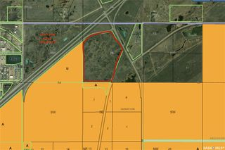 Photo 1: Highway 11 Land 74.78 ACRES in Corman Park: Commercial for sale (Corman Park Rm No. 344)  : MLS®# SK831026