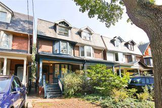 Main Photo: 503 Brunswick Avenue in Toronto: Annex House (2 1/2 Storey) for sale (Toronto C02)  : MLS®# C5001024