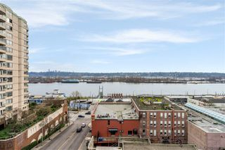 "Main Photo: 605 410 CARNARVON Street in New Westminster: Downtown NW Condo for sale in ""CARNARVON PLACE"" : MLS®# R2530327"