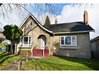 "Photo 1: 319 8 Street in New Westminster: Uptown NW House for sale in ""NE"" : MLS®# V929585"