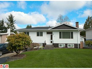 Photo 1: 11413 88A Avenue in Delta: Annieville House for sale (N. Delta)  : MLS®# F1208816