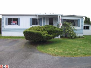 "Photo 8: 77 2270 196TH Street in Langley: Brookswood Langley Manufactured Home for sale in ""PINERIDGE PARK"" : MLS®# F1211517"