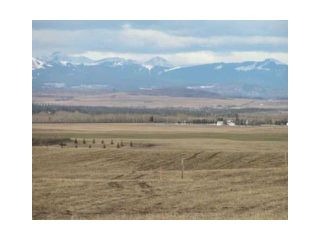 Photo 11: 213 MORGANS Way in CALGARY: Rural Rocky View MD Vacant Lot for sale : MLS®# C3545994