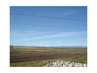 Photo 10: 213 MORGANS Way in CALGARY: Rural Rocky View MD Vacant Lot for sale : MLS®# C3545994