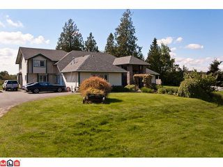 Photo 1: 22233 4TH Avenue in Langley: Campbell Valley House for sale : MLS®# F1211475