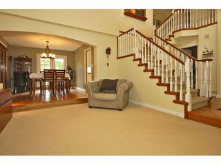 "Photo 5: 6524 CLAYTONHILL Grove in Surrey: Cloverdale BC House for sale in ""CLAYTON HILLS"" (Cloverdale)  : MLS®# F1309321"