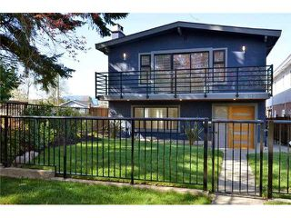 """Photo 1: 527 E 30TH Avenue in Vancouver: Fraser VE House for sale in """"MAIN"""" (Vancouver East)  : MLS®# V1004528"""