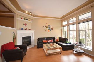 Photo 13: 1307 BRUNETTE AV in Coquitlam: Maillardville Townhouse for sale : MLS®# V1006092