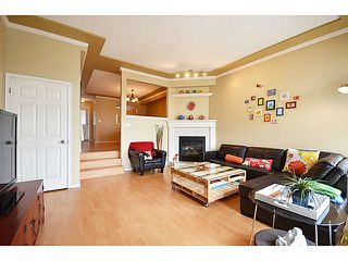 Photo 2: 1307 BRUNETTE AV in Coquitlam: Maillardville Townhouse for sale : MLS®# V1006092