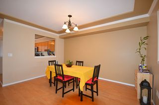 Photo 15: 1307 BRUNETTE AV in Coquitlam: Maillardville Townhouse for sale : MLS®# V1006092