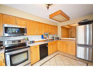 Photo 4: 1307 BRUNETTE AV in Coquitlam: Maillardville Townhouse for sale : MLS®# V1006092