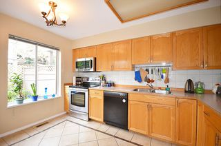Photo 12: 1307 BRUNETTE AV in Coquitlam: Maillardville Townhouse for sale : MLS®# V1006092