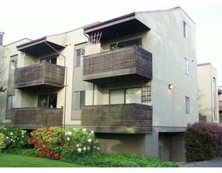 """Photo 1: 208 1202 LONDON ST in New Westminster: West End NW Condo for sale in """"LONDON PLACE"""" : MLS®# V595407"""