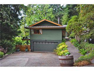 Photo 2: 3801 BAYRIDGE AV in West Vancouver: Bayridge House for sale : MLS®# V1023302