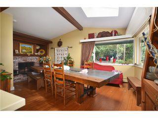 Photo 4: 3801 BAYRIDGE AV in West Vancouver: Bayridge House for sale : MLS®# V1023302