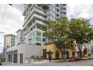 "Photo 2: 1806 1221 BIDWELL Street in Vancouver: West End VW Condo for sale in ""ALEXANDRA"" (Vancouver West)  : MLS®# V1081262"