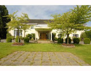 Main Photo: 6571 NO 6 RD in Richmond: East Richmond House for sale : MLS®# V777387