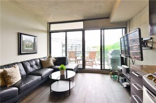 Photo 2: 319 Carlaw Ave Unit #513 in Toronto: South Riverdale Condo for sale (Toronto E01)  : MLS®# E3557585