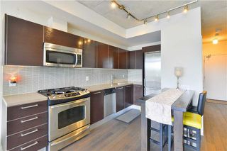 Photo 6: 319 Carlaw Ave Unit #513 in Toronto: South Riverdale Condo for sale (Toronto E01)  : MLS®# E3557585